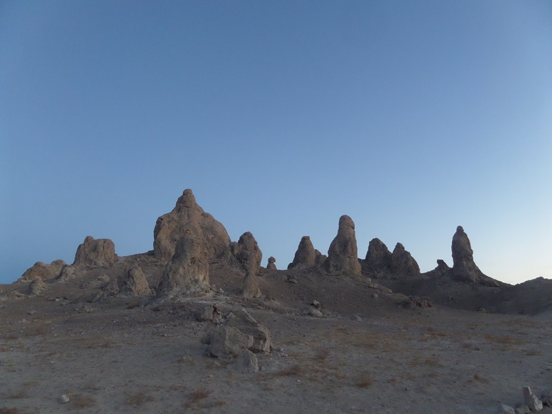 Trona Pinnacles, CA