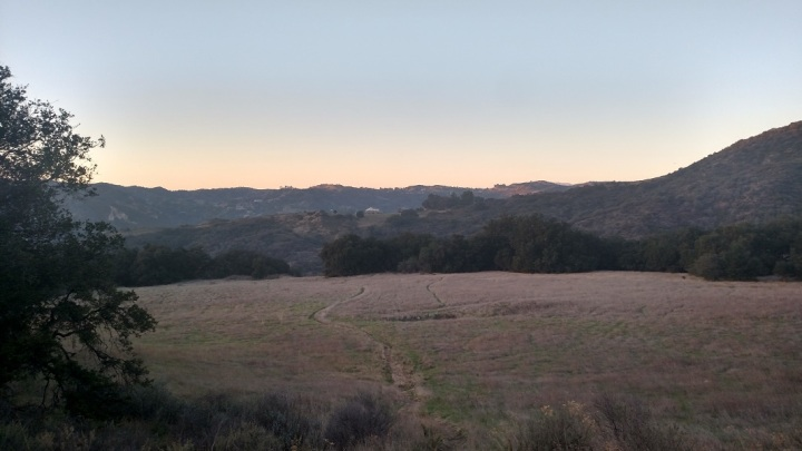 Musch Meadow Trail, Topanga State Park