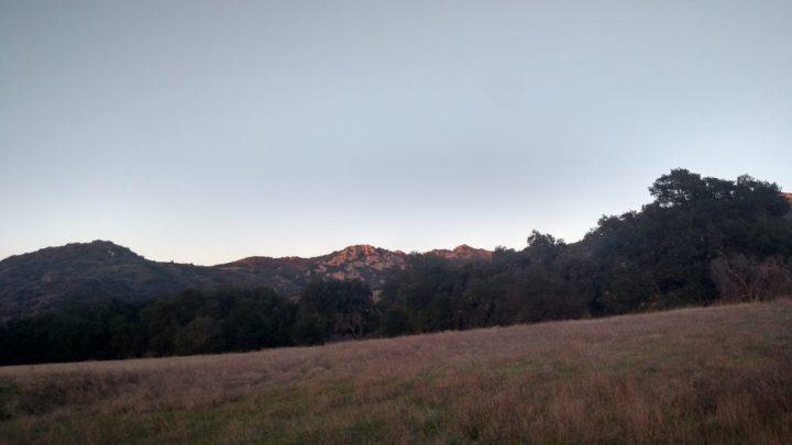 Musch Meadow Trail, Topanga, CA