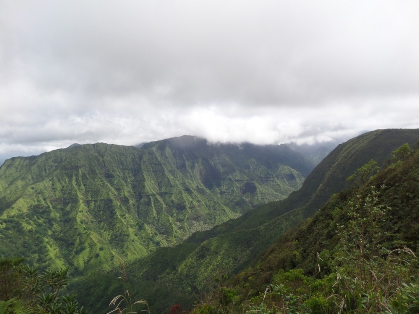 Kilohana Lookout, Kauai, HI