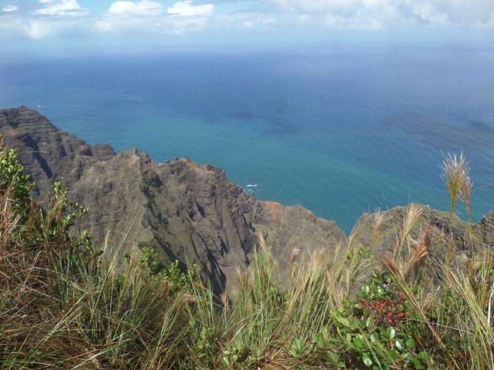 Awa'Awapuhi Trail, Kauai, Hawaii