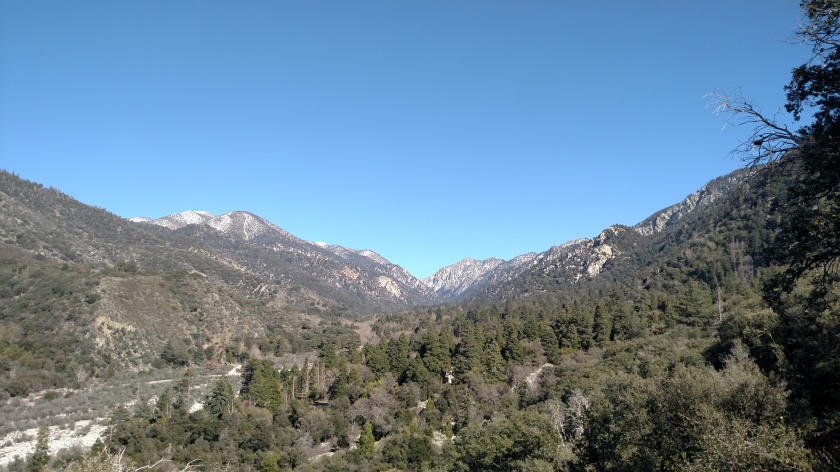 Aqueduct Trail, San Bernardino National Forest