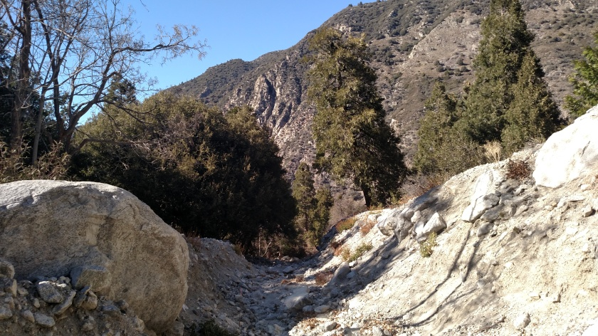 Oak Creek, San Bernardino National Forest