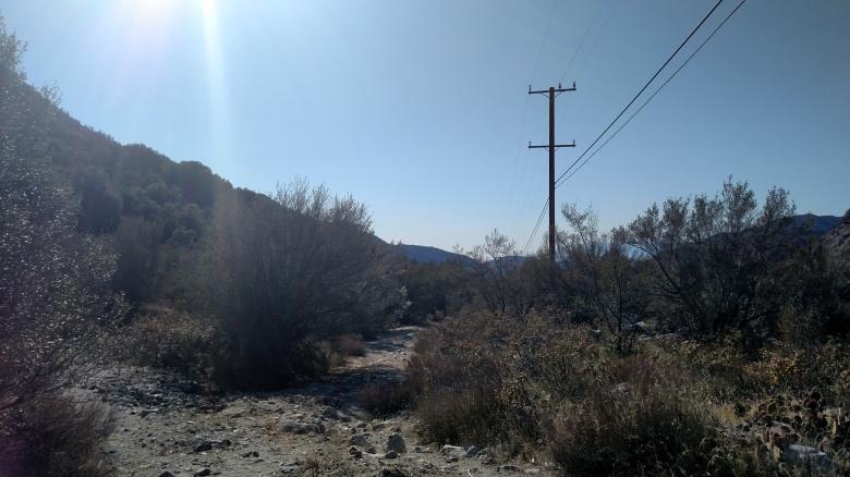 Aqueduct Loop, San Bernardino National Forest