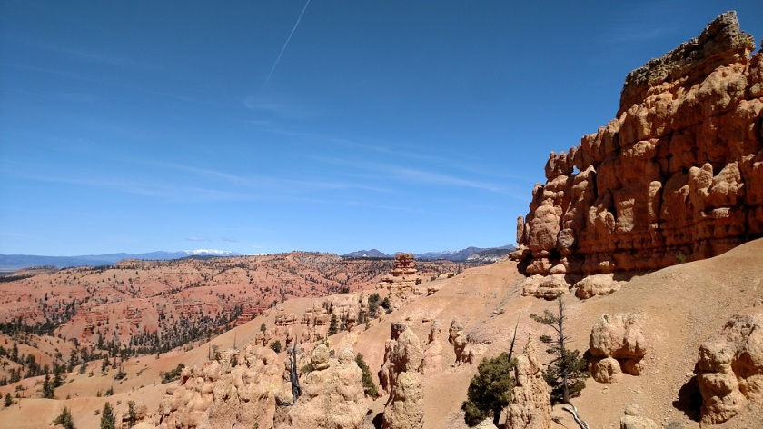 Golden Wall Trail, Utah