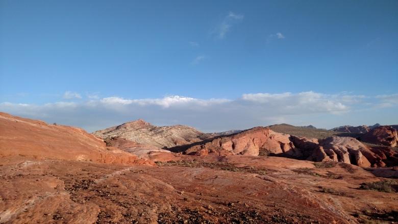 Fire Wave Trail, Nevada