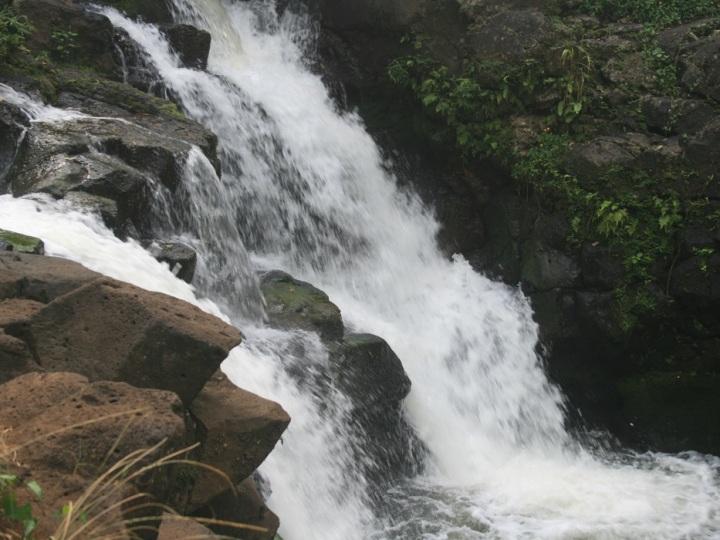 Ho'opi'i Falls, Kauai, Hawaii