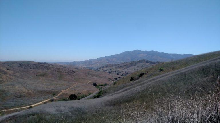 Skully Ridge, Chino Hills State Park