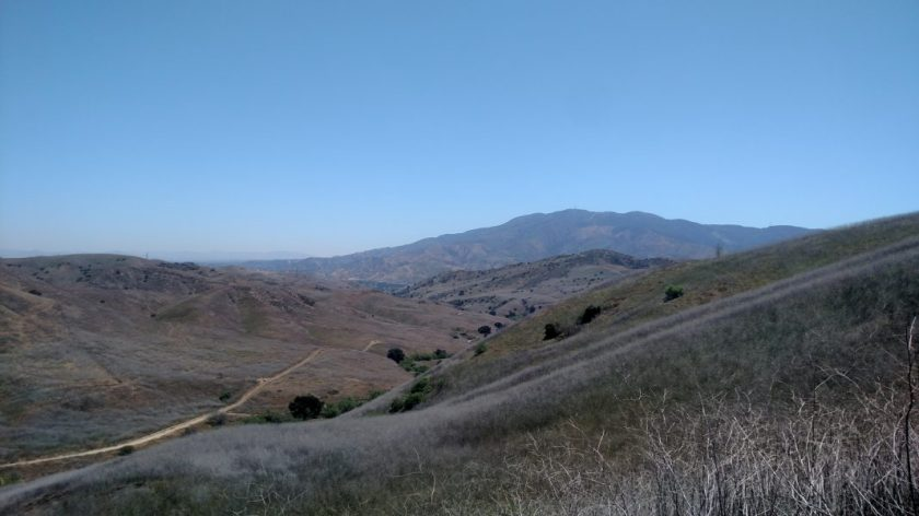 Skully Ridge, Chino Hills State Park