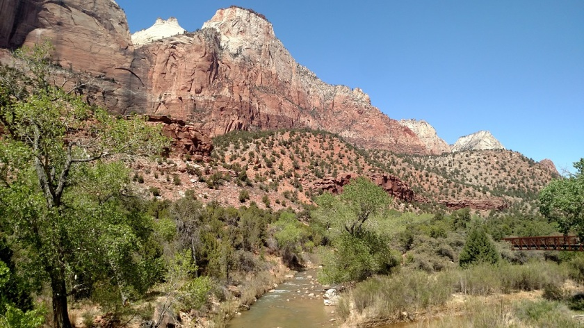 Pa'rus Trail, Zion National Park
