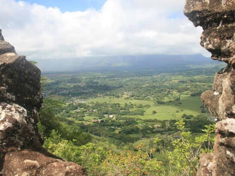 Sleeping Giant, Kauai, Hawaii