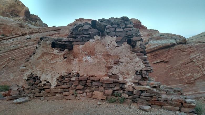 White Domes Trail, Nevada