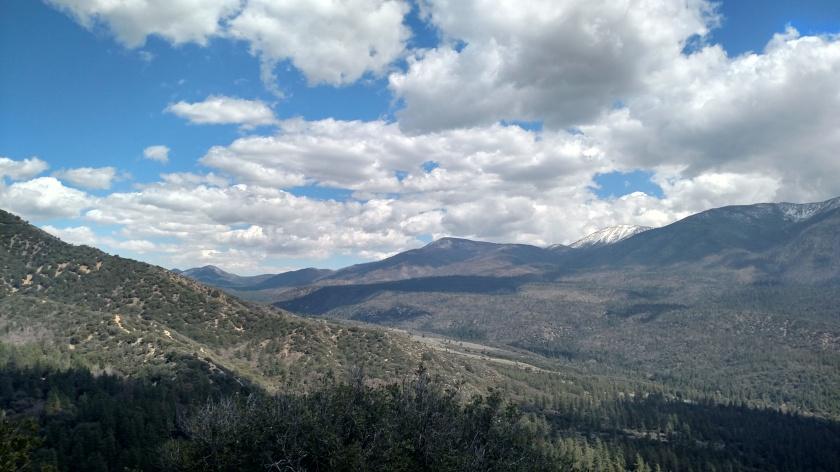Seven Oaks Trail, CA
