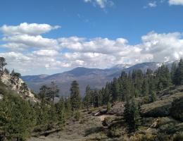Seven Oaks Trail, Big Bear Lake, CA