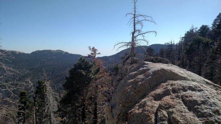 Hidden Divide, Mt. San Jacinto State Park