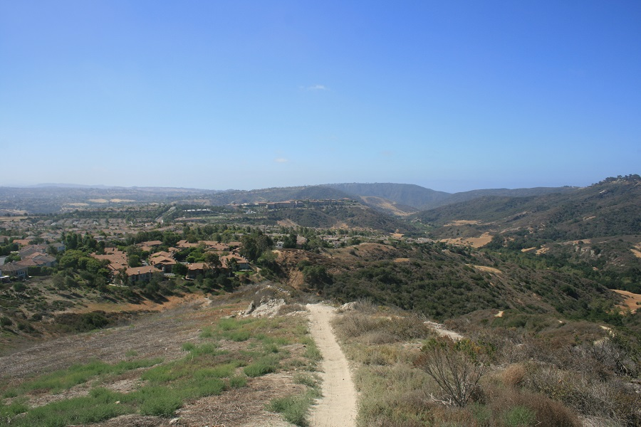Moulton Peak, Aliso & Wood Canyons Wilderness Park, Orange County, CA