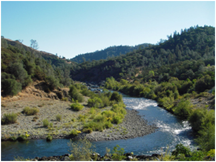 Auburn State Recreation Area, California