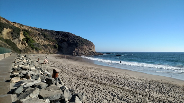 Strand Beach, Dana Point, CA