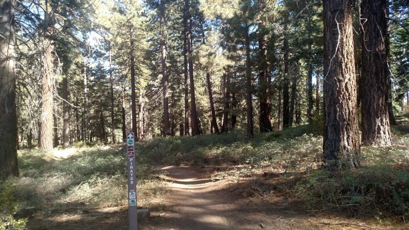 Pirates Trail, Big Bear Lake, CA