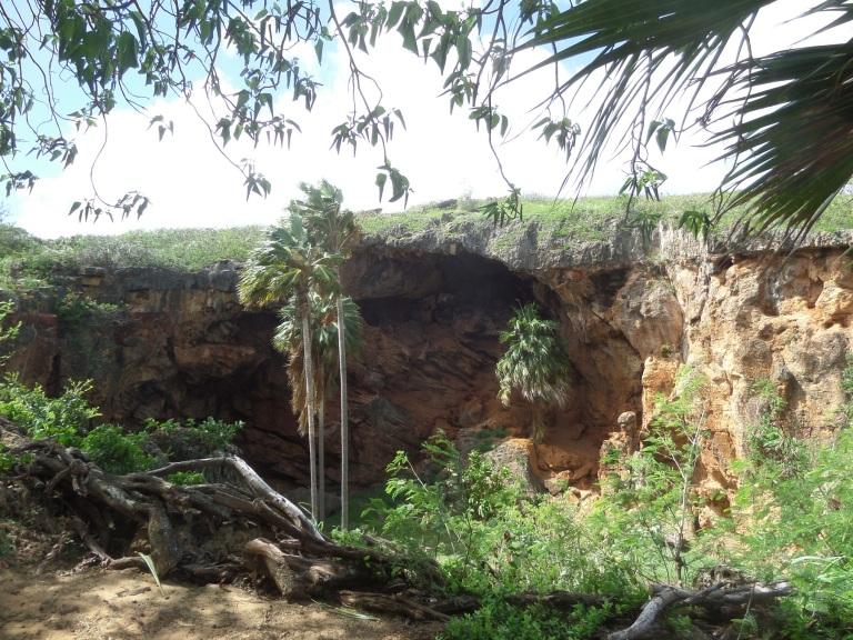 Makauwahi Cave, Kauai, HI