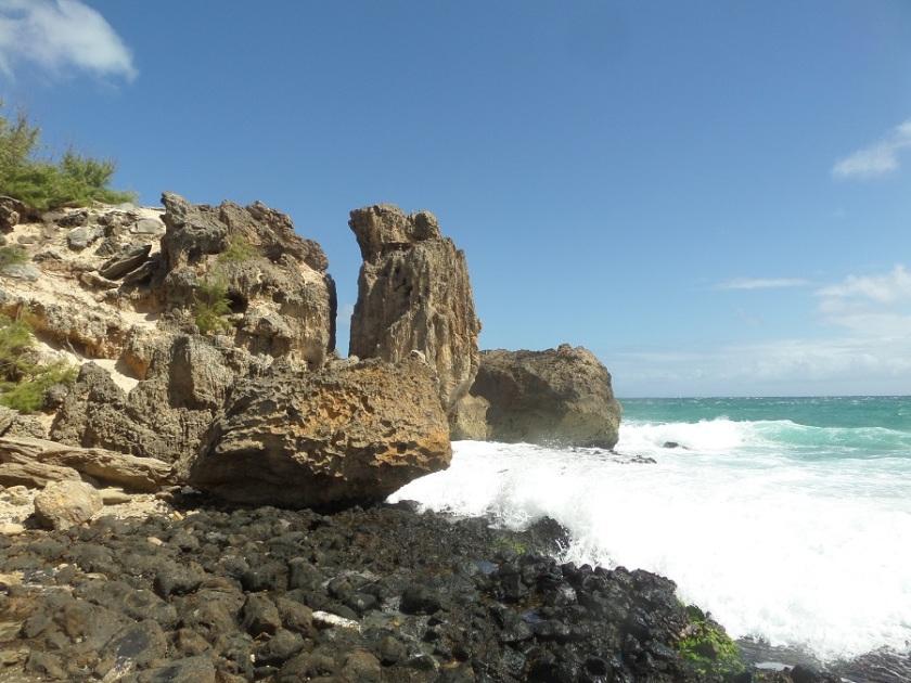 Shipwreck Beach, Kauai, HI