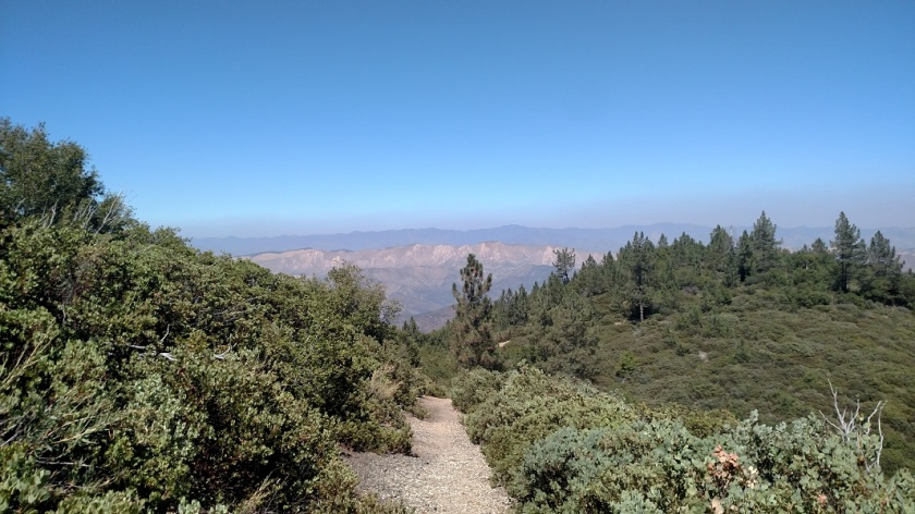 White Rock Trail, Los Padres National Forest