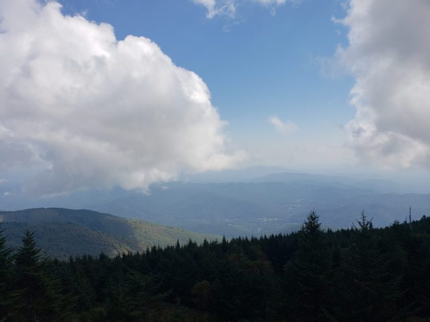 Mt. Mitchell, North Carolina