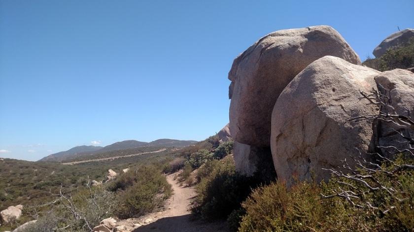 Sunrise Trail, Anza-Borrego Desert State Park