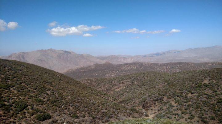 Oriflamme Canyon, Anza-Borrego Desert State Park