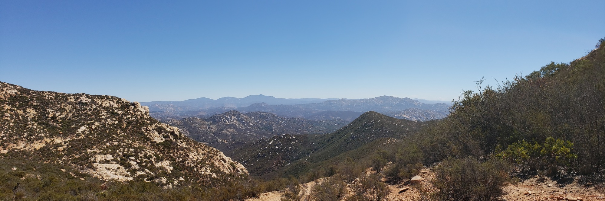 Ramona Overlook, San Diego County, CA