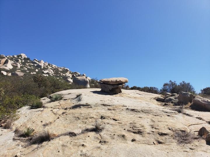 Table Rock, Poway, CA