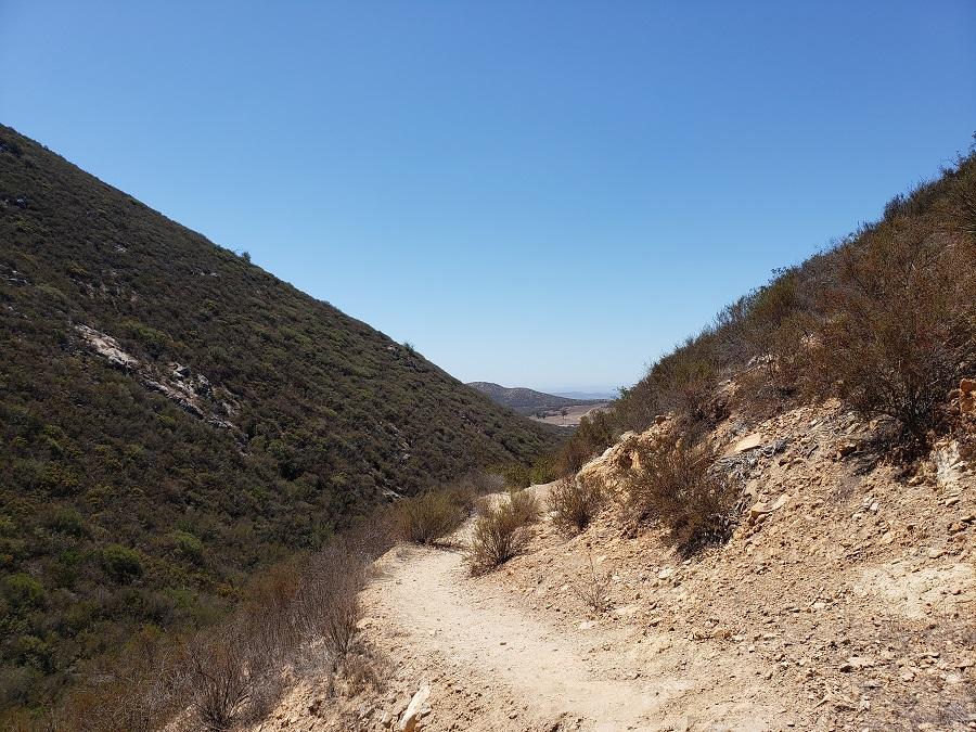 Wild Horse Trail, Poway, CA