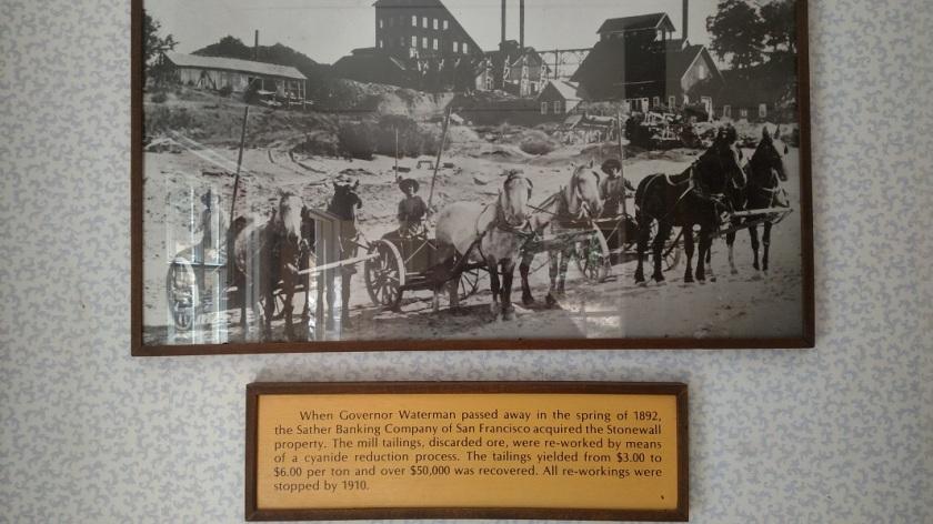 Stonewall Mine, Cuyamaca Rancho State Park, CA