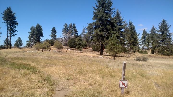 Los Vaqueros Trail, Cuyamaca Rancho State Park