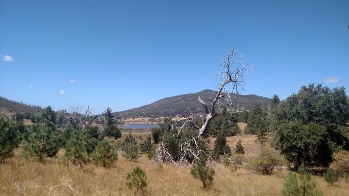 Lake Cuyamaca, San Diego County, CA