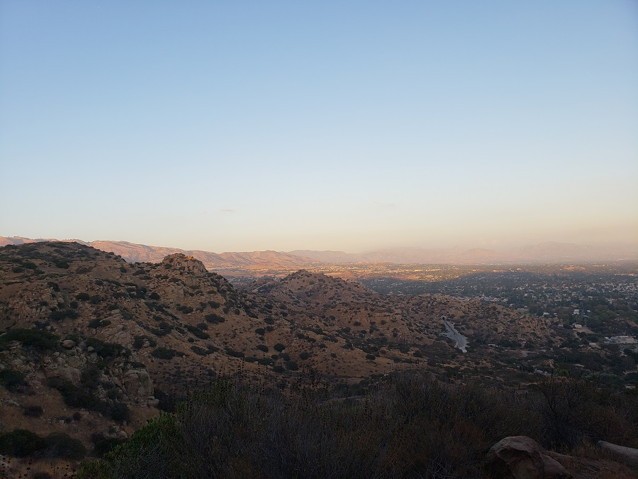 Santa Susana Pass State Historic Park, Chatsworth, CA