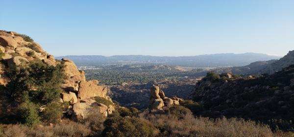 Santa Susana Pass State Historic Park, CA