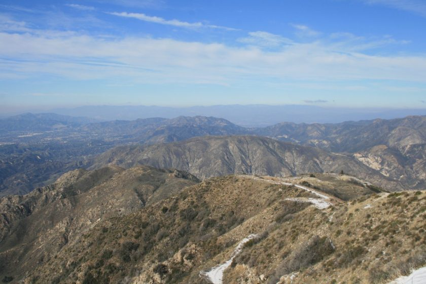 Mt. Lukens, Los Angeles