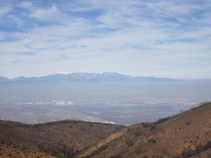 View from Sierra Peak