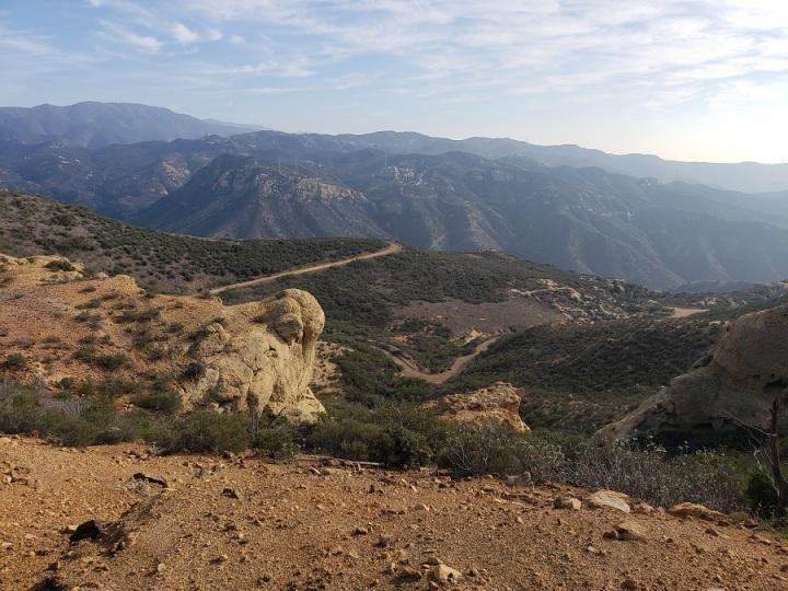 Mini Moab, Santa Ana Mountains