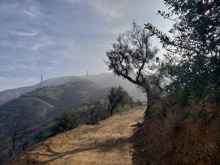 Pipeline Trail, Santa Ana Mountains