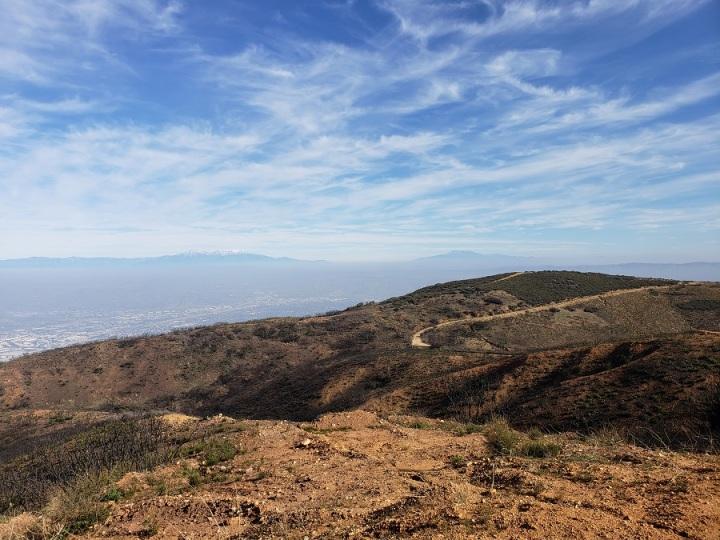 Sierra Peak, Santa Ana Mountains
