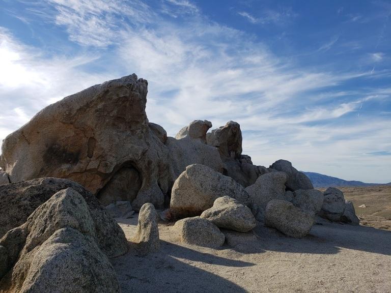 Eagle Rock, Warner Springs, CA
