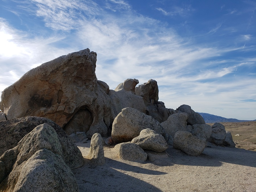 Eagle Rock, Warner Springs, CA