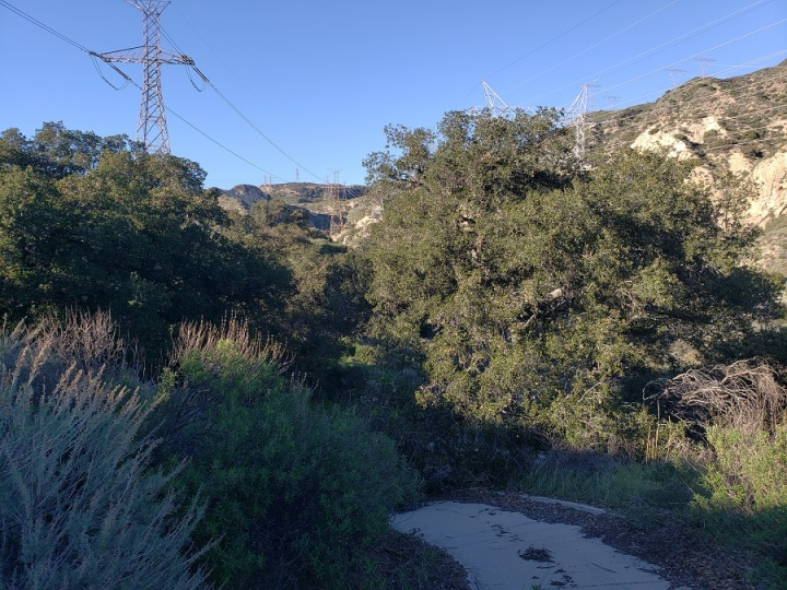 Elsmere Canyon, Los Angeles, CA