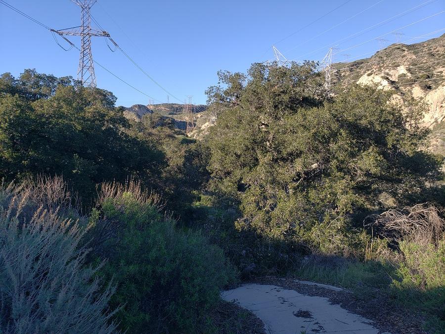 Elsmere Canyon, Los Angeles, CA