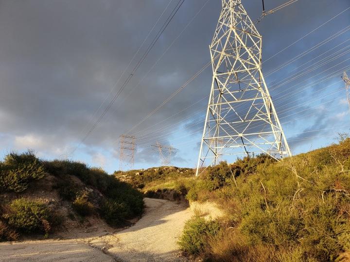 Elsmere Canyon Open Space, Santa Clarita, CA