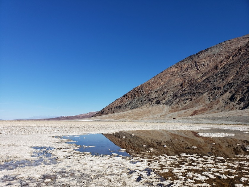 Badwater Basin, Death Valley, CA