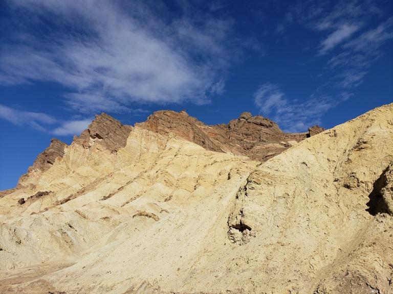 Golden Canyon, Death Valley, CA