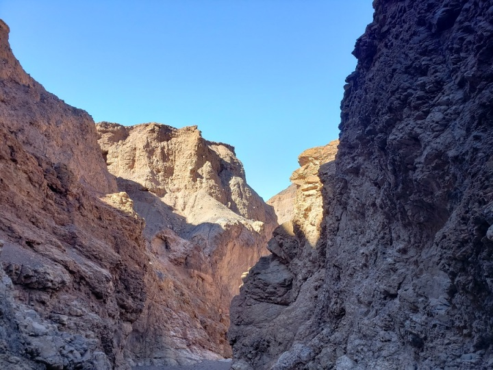 Natural Arch Canyon, Death Valley National Park